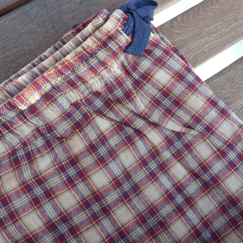 Detailbild der Pyjamahose