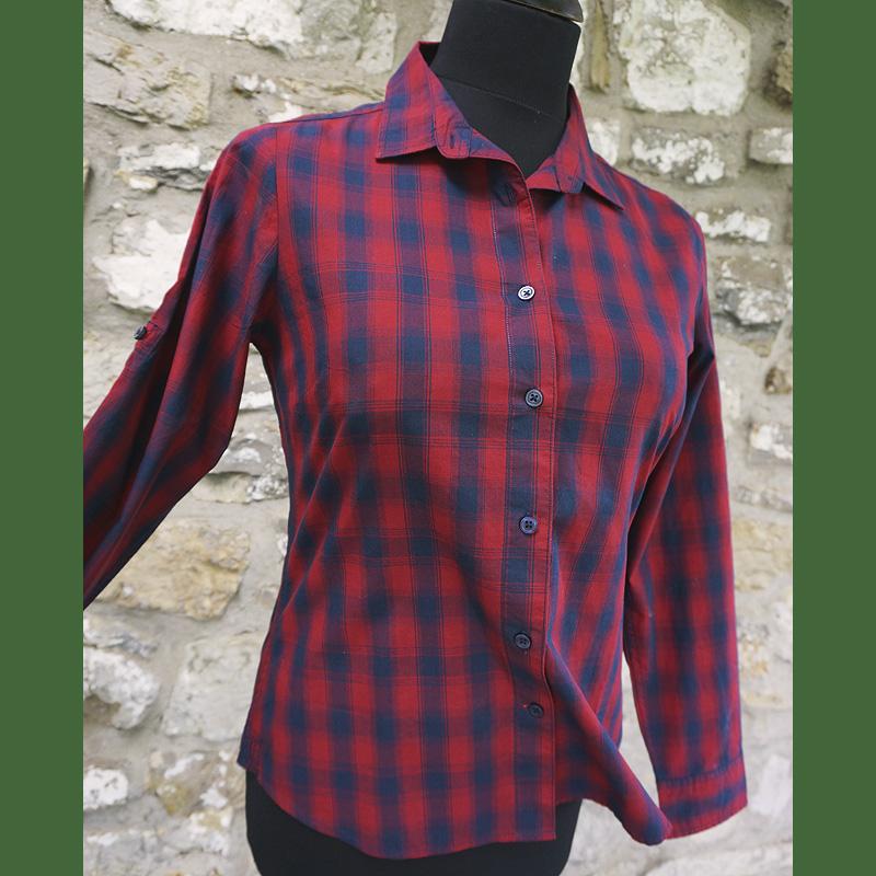 Damen Country Shirt