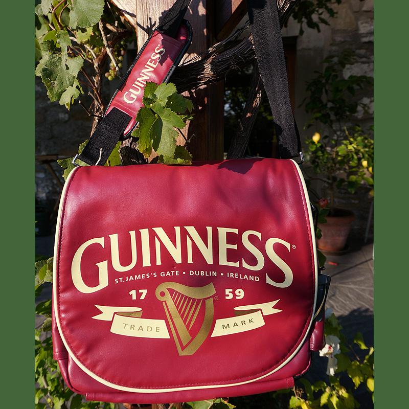 Guinness Messenger bag