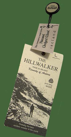 The Hillwalker von Kennedy of Ardara