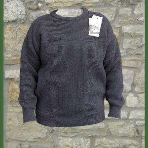 Wollpullover hillwalker aus Irland